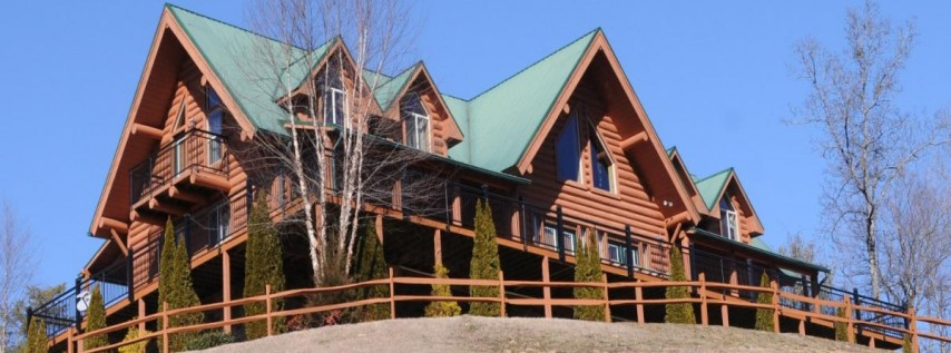 Pigeon Forge Cabin Tennessee - Moose Hollow Lodge