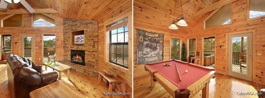 Bear Tracks Cabin Rental
