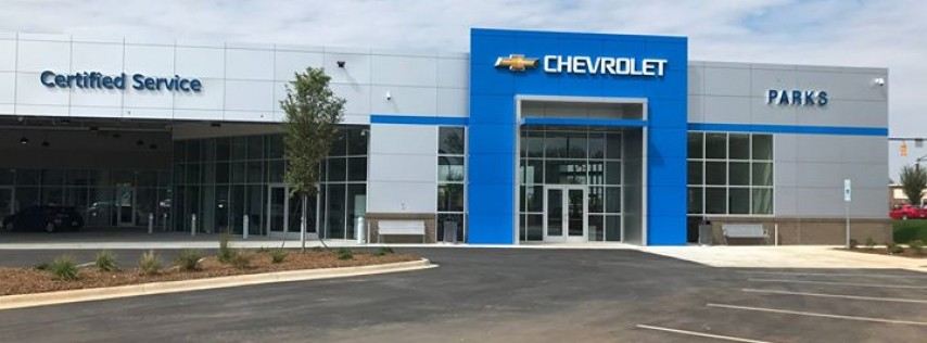 Parks Chevrolet Charlotte Automotive University City Charlotte