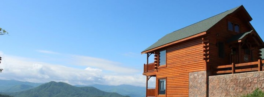 Million Mile View- Vacation Log Home Rental