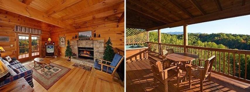 Amazing View Cabin Rental