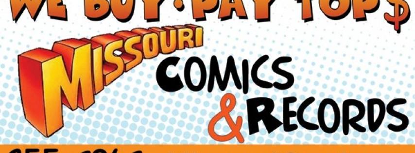 Missouri Comics 727-433-Thor