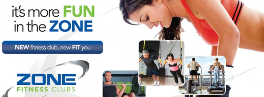 Zone Fitness Club Carrollwood