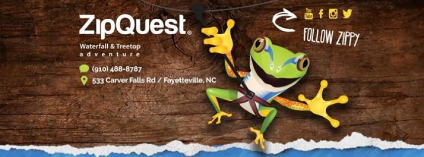 ZipQuest - WaterFall & TreeTop Adventure