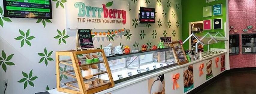 Brrrberry Frozen Yogurt Wilmington