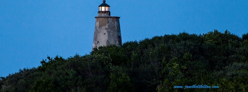 Old Baldy Lighthouse and Smith Island Museum of History