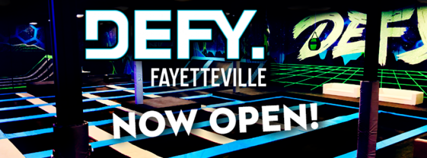 Defy. Fayetteville
