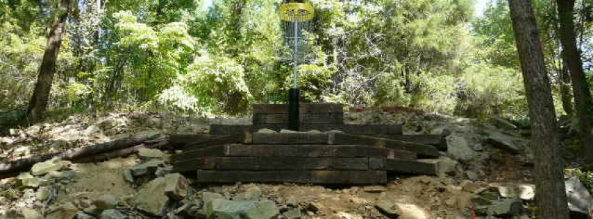 Eastway Park Disc Golf Course