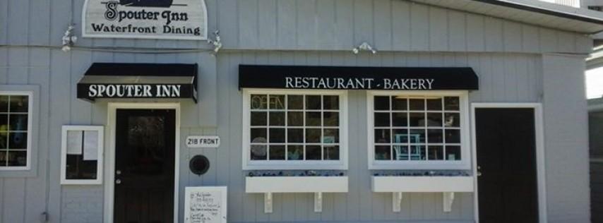 Spouter Inn ~ Restaurant, Bar & Bakery