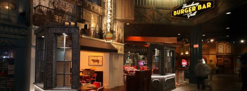 Broadway Burger Bar & Grill