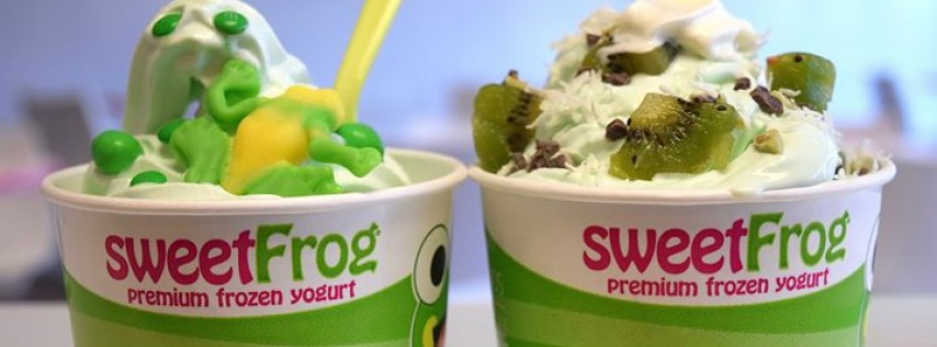 Sweet Frog Clinton NC - Sunset Ave