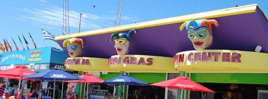 Mardi Gras Fun Center & Snackbar