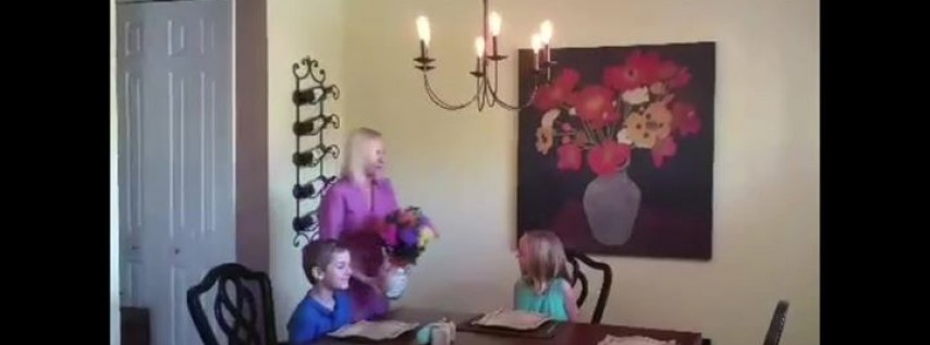 Candle Roses