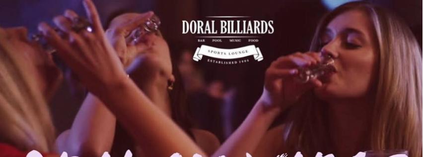 Doral Billiards Sports Bar