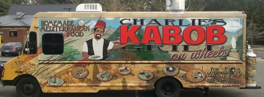 Charlie's Kabob Grill on Wheels