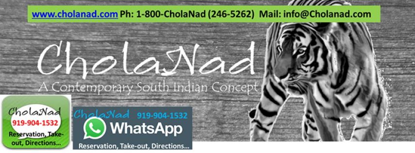 Cholanad Restaurant & Bar