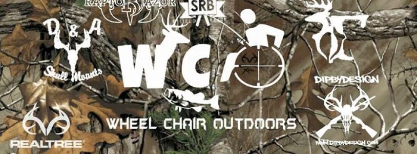 Wheel Chair Outdoors