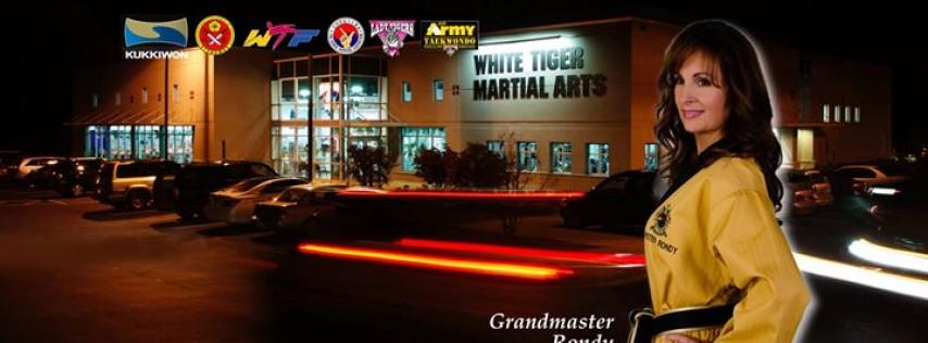 White Tiger Taekwondo & Martial Arts