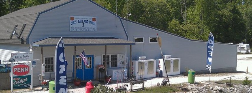 Chris' Bait And Tackle - Shopping - Eastern Shore - Cape ...