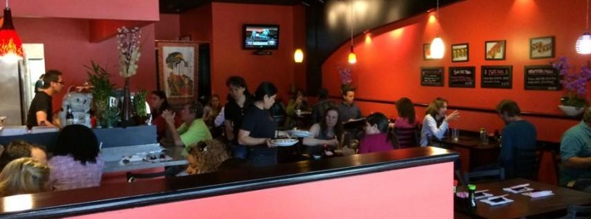 Origami Sushi Restaurant Seminole Heights Tampa