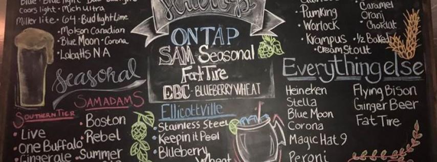 Hilltop Restaurant & Bar