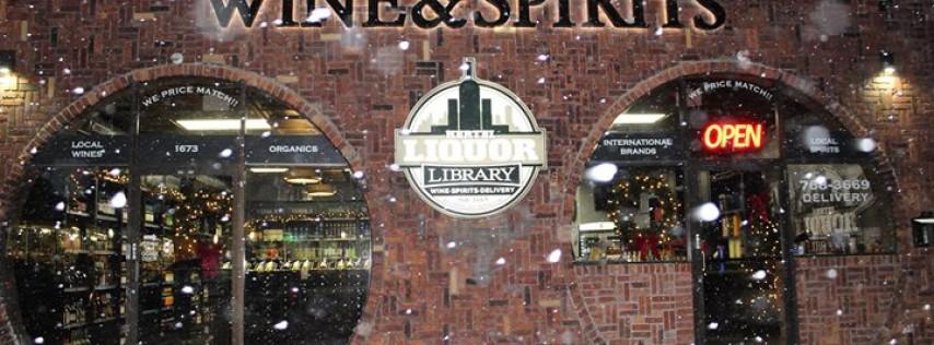 Hertel Liquor Library