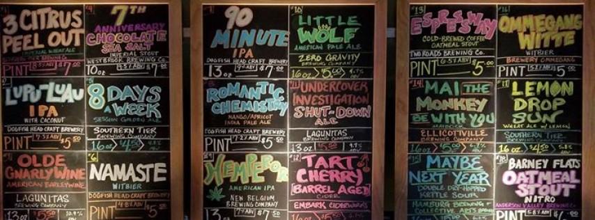 Brazil Craft Beer & Wine Lounge