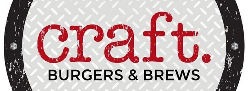 Craft Burgers & Brews