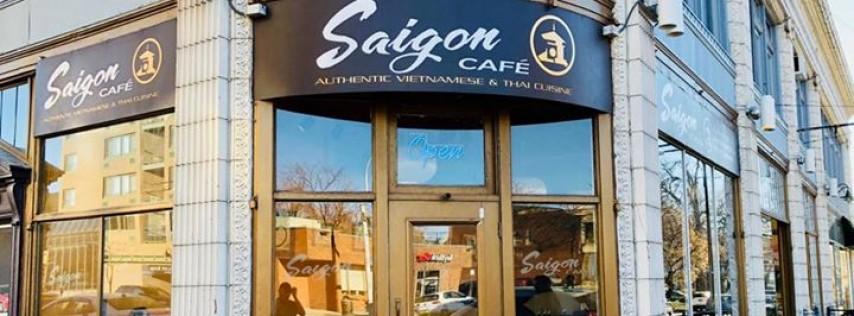 The Saigon Cafe