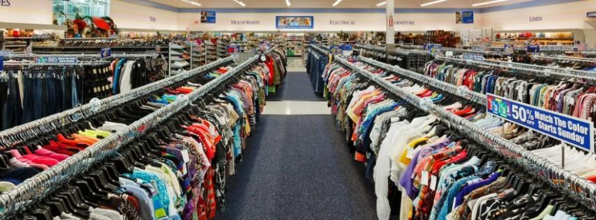 PARC Thrift Store and Vintage Boutique