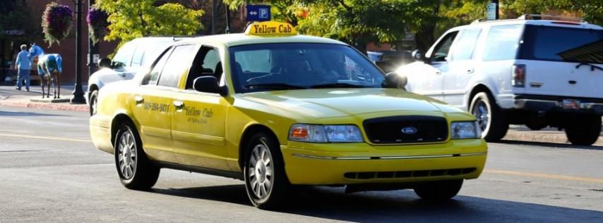 Green Fleet Courtesy Cabs