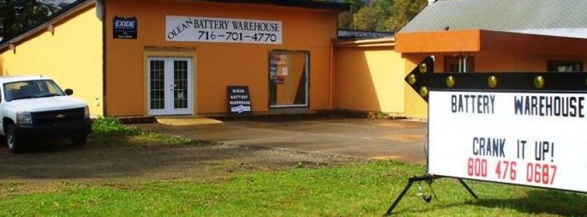 Olean Battery Warehouse