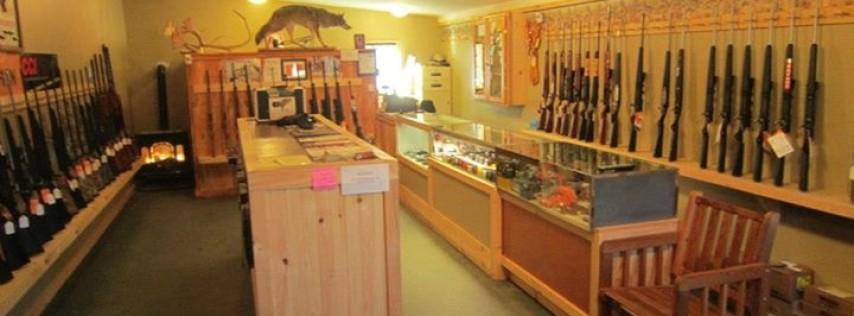 Wolf Den Guns and Ammo