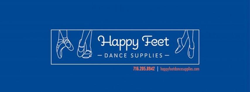 Happy Feet Dance Supplies