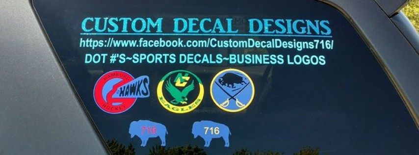 Custom Decal Designs