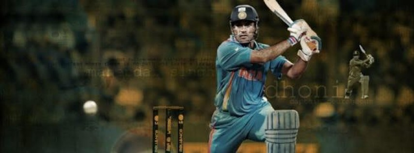 MS DHONI-The Meaning of Cricket