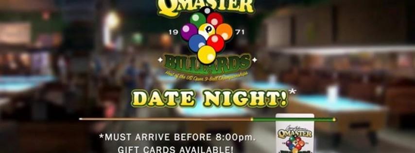 Q-Master Billiards