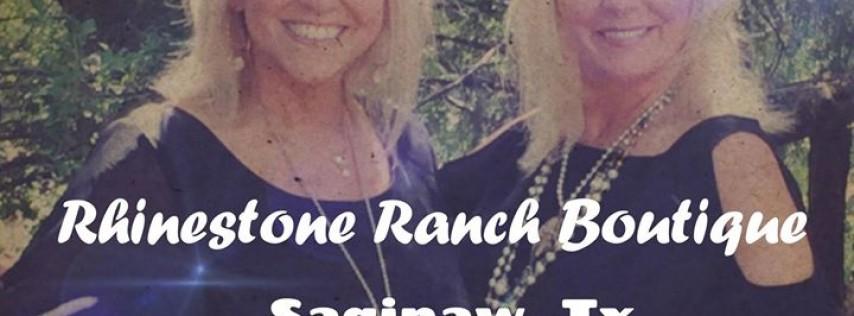 Rhinestone Ranch Boutique Saginaw, Tx.