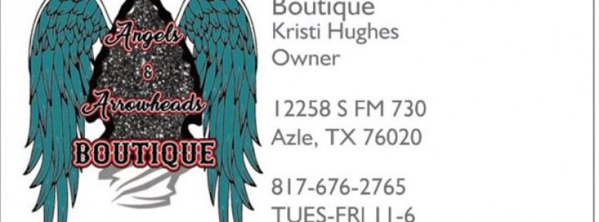 Angels And Arrowheads Boutique