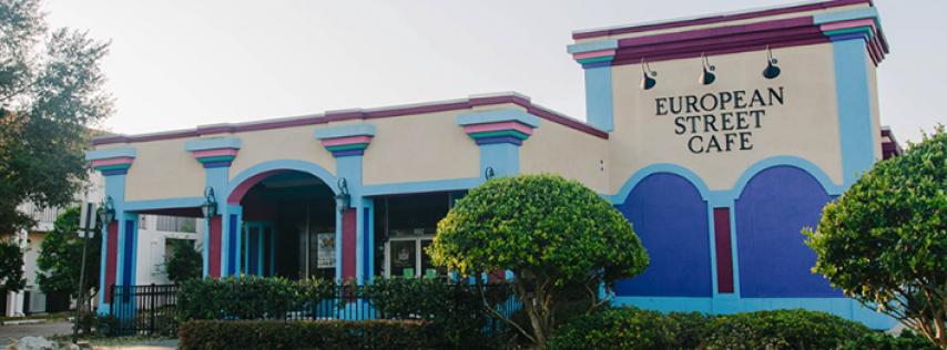 European Street Cafe-Jacksonville Beach