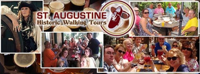St Augustine Historic Walking Tours