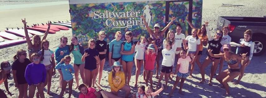 Saltwater Cowgirls Surf Camp