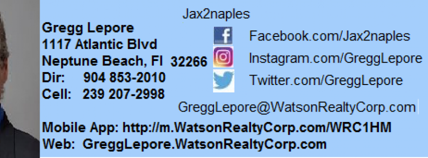 Gregg Lepore, Watson Realty Corp