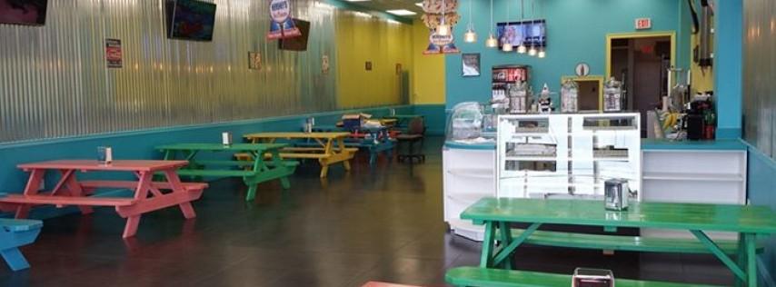 The Cone Hershey Ice Cream shop
