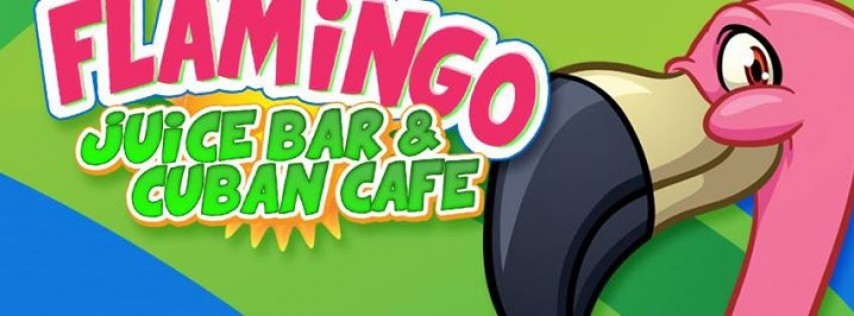 Flamingo Juice Bar,Caribbean & American cuisine