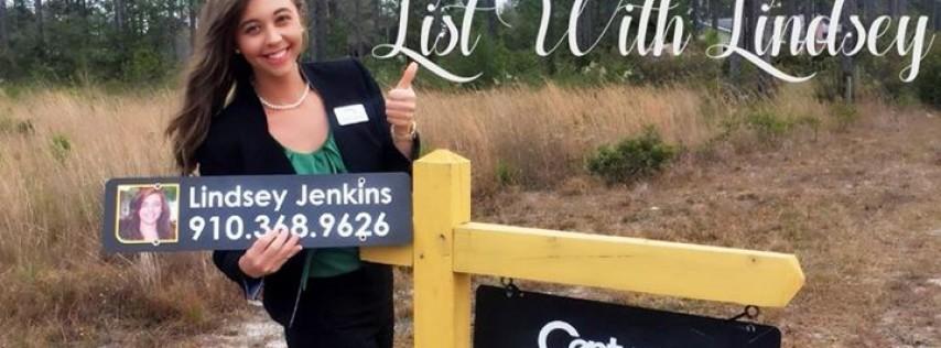 Lindsey Jenkins, Broker/REALTOR