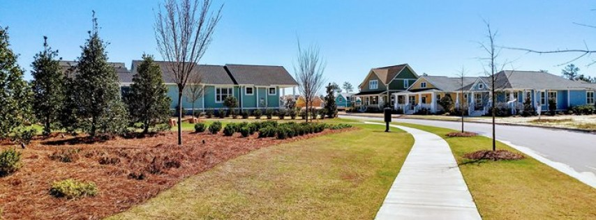 The Cottages at RiverLights NC