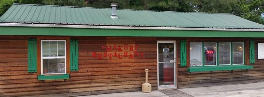 Shaker's Restaurant