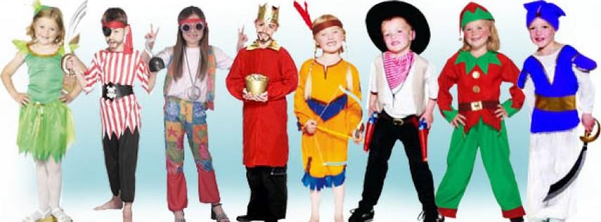 Keller Kids Fancy Dress Store