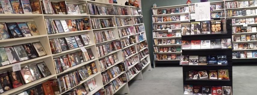 Movie Galore & More Store